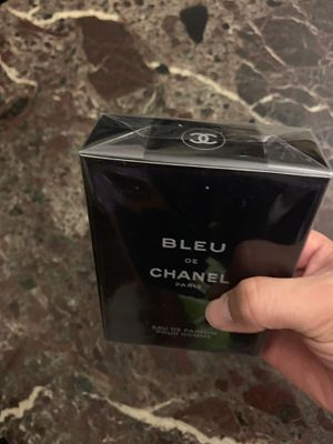 Chanel Bleu perfume - new sealed. for Sale in San Jose, CA