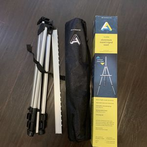 Tripod Easel - adjustable, full size, lightweight (good for travel) for Sale in Gaithersburg, MD
