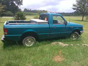 94 Ford Ranger green Automatic droping price need money yll put the new trans in i have it for Sale in Norman Park, GA