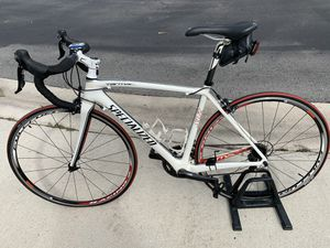 Specialized Tarmac SL2 52 M wht/blk/red for Sale in Fort Lauderdale, FL