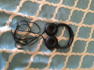 Sony MDR-XB550 headphones for Sale in Carlsbad, CA