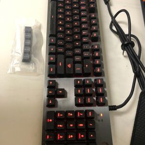 Logitech G413 Mechanical gaming keyboard - Brand new With 5 extra keys for Sale in Costa Mesa, CA