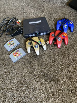 Nitendo 64 for Sale in Akron, OH