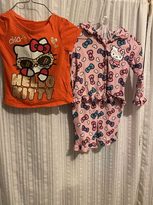 Hello kitty pajama for Sale in Long Beach, CA