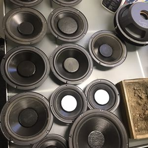 Polk audio Spekaer Passive Woofer Different Sizes for Sale in Los Angeles, CA