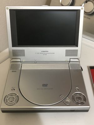 """DVD player 7"""" for Sale in Albuquerque, NM"""