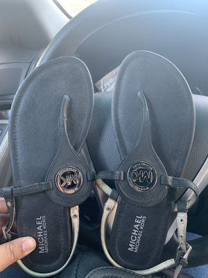 Michael Kors sandals size 9 for Sale in Stockton, CA