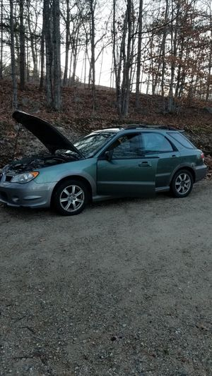 2006 Subaru Impreza outback for Sale in Fryeburg, ME