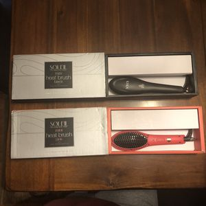 Mini heat brushes for Sale in St. Louis, MO