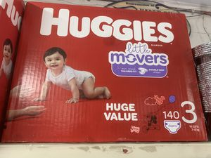 Baby wipes and diapers for Sale in Modesto, CA