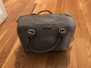 Kate Spade Grey Purse for Sale in Falls Church, VA