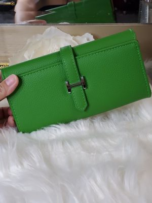 Her-mes bearn long wallet for Sale in Garland, TX