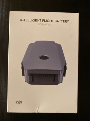 Dji intelligent flight battery for Mavic for Sale in Downey, CA