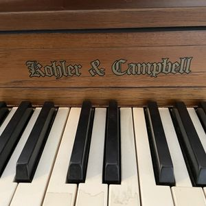 Kohler Campbell Piano And Bench for Sale in Newport Beach, CA