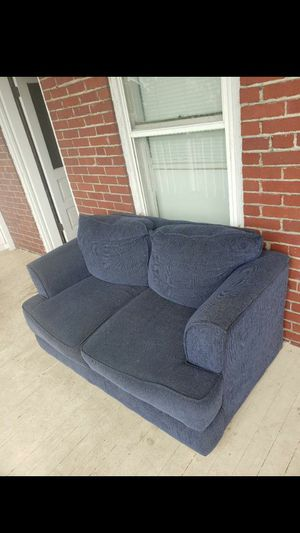 Blue sofa for Sale in Hershey, PA
