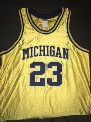 Stitched Nike Michigan Jersey for Sale in Tamarac, FL