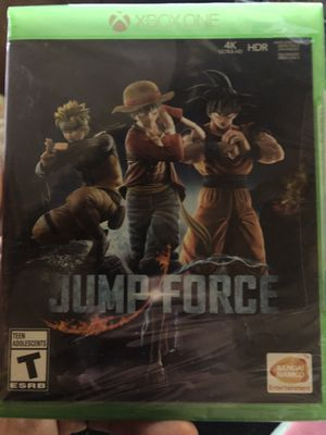 Jump Force (Xbox One) Brand New for Sale in Los Angeles, CA