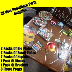 Brand New Superhero Party Supplies for Sale in Reading, PA