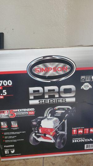Pressure washer Honda new for Sale in Modesto, CA