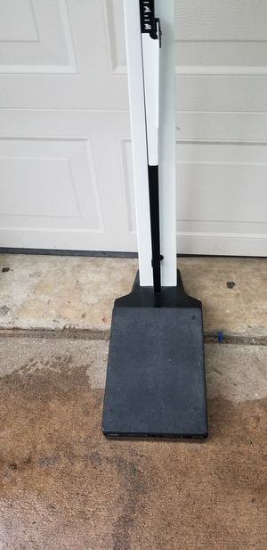 *** Professional Scales - Health-O-Meter/Physicians Height Rod... for Sale in Pflugerville, TX