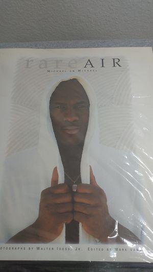 RareAir Michael on Michael Book for Sale in Denver, CO