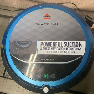 Bissell Smart Clean Robotic Vacuum for Sale in Hoquiam, WA