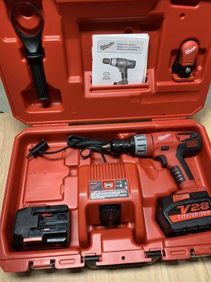Milwaukee 28V Hammer Drill Kit for Sale in Oatfield, OR