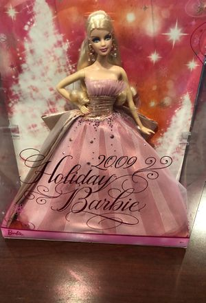 2009 Holiday Barbie for Sale in West Caldwell, NJ