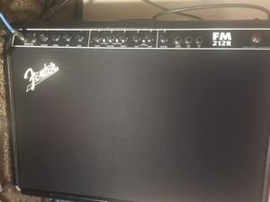 Fender amp loud for Sale in Puyallup, WA