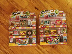 Shopkins Mini Packs for Sale in Smyrna, TN