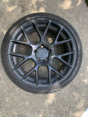 18 Inch Black Rims for Sale in Maple Heights, OH