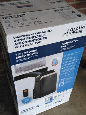 10000 BTU AC with heater and dehumidifier, wifi controlled for Sale in Ada, OK