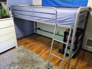 Twin Kid Sized Loft Bed for Sale in University Place, WA