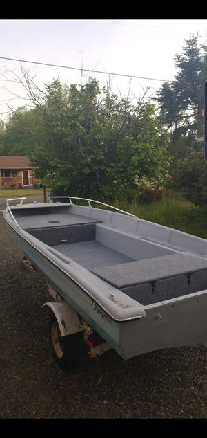 15ft boat for Sale in Tumwater, WA