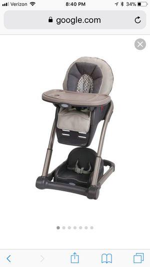 Grace 6 in 1 Highchair/Booster Seat for Sale in Parma, OH