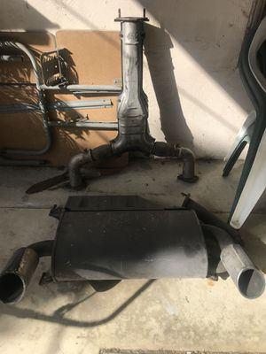 Muffler exhaust parts for Sale in San Diego, CA
