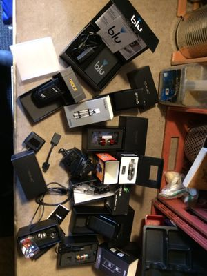 Battery pks, Chargers and more for one price for Sale in Mount Crawford, VA
