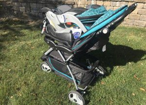 Baby Trend Car Seat Carrier & Stroller Combo Travel System for Sale in Blackstone, MA