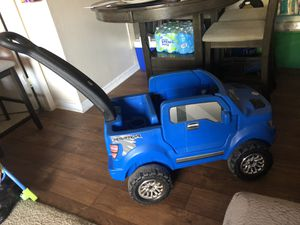 Toddler Jeep. for Sale in Houston, TX