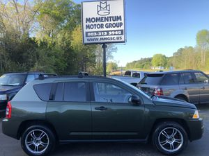"""2007 Jeep Compass 4WD""""Clean,Runs Great""""$1500 down or $4500 Cash!! for Sale in Charlotte, NC"""