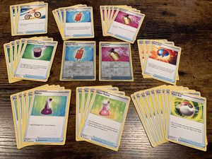 40 Champions Path item cards with 2 reverse holo for Sale in Chicago, IL
