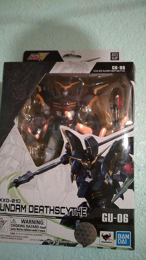 Gundam deathscythe action figure for Sale in San Bernardino, CA