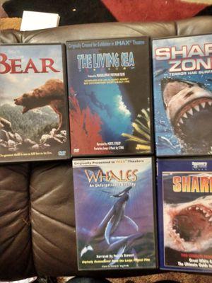 DVD lot animals! for Sale in Everett, WA