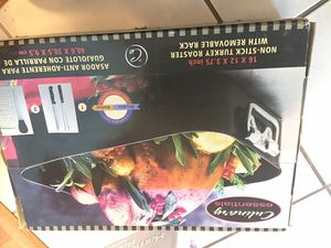 Turkey roaster with accessories for Sale in Roanoke, VA