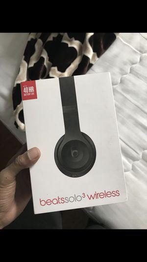 Beats Solo 3 Wireless Headphones for Sale in Hoboken, NJ