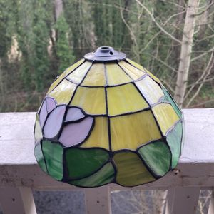 Tiffany style Stainglasslampshade for Sale in Tualatin, OR