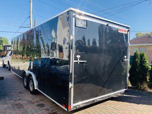 Enclosed trailer 2021 Brand New 24' for Sale in Burbank, IL