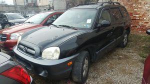 2005 Hyundai Sante fe 140k miles for Sale in Philadelphia, PA