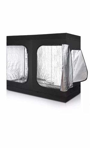 """(NEW) 96""""x48""""x80"""" Mylar Indoor Grow Tent Room Reflective Hydroponic Garden Growing (FREE SHIPPING) for Sale in Coppell, TX"""