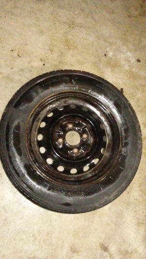 "13"" tire. 4 lug for Sale in Austin, TX"